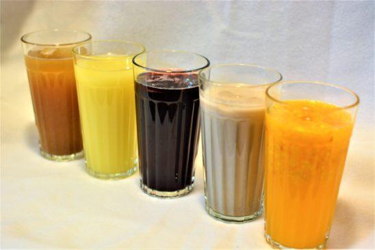 Sodas/Soft Drinks