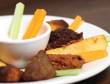 Picaderas Salvadoreñas/Salvadorean Cravings