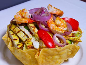 Combo Taco Salad